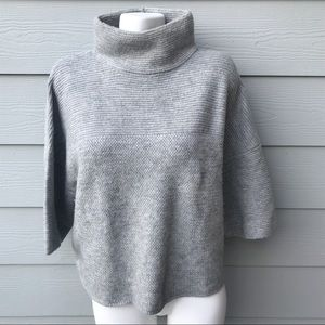 Mossimo Grey Turtle Neck Sweater